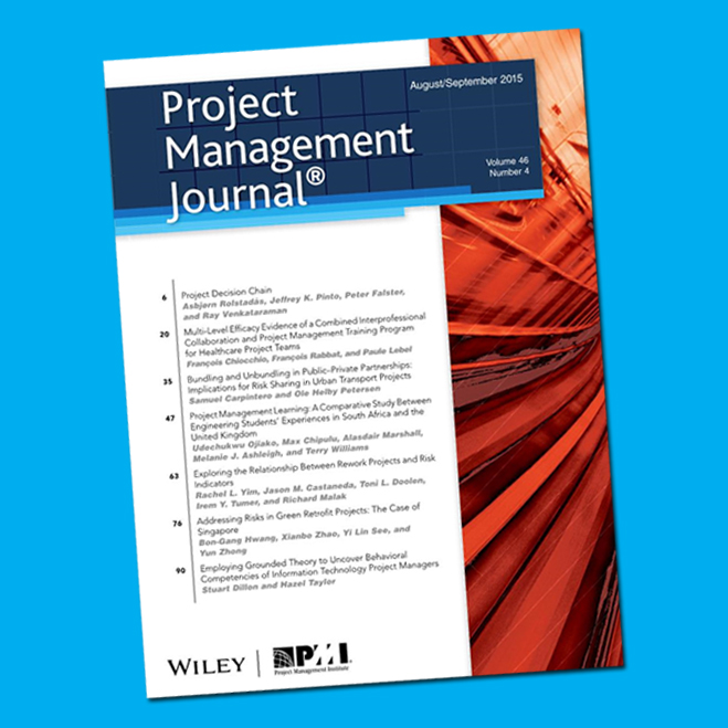 management research journals Strategic management journal the strategic management journal (smj), founded in 1980, is the world's leading mass impact journal for research in strategic management.