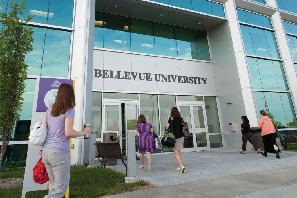 Bellevue University Campus