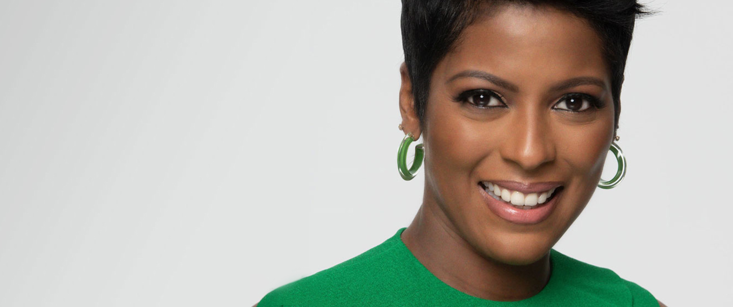 Tamron Hall. Journalist. Television Host. Executive Producer. Manager of Projects.