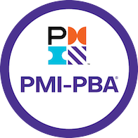 PMI-PBA badge