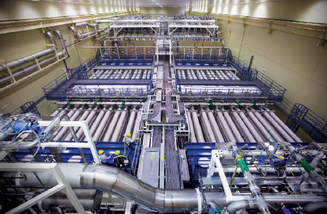 Laser Bay 2 beampath complete – on schedule