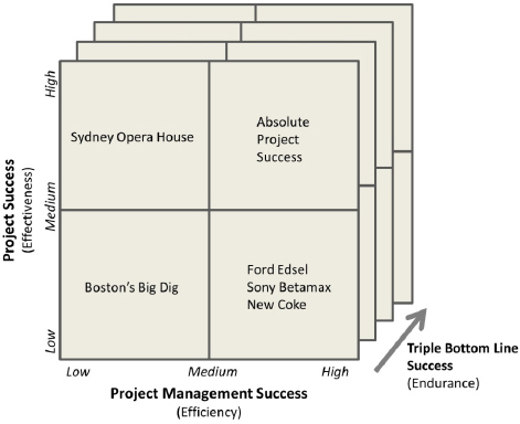View of Project Success - With Triple Bottom Line