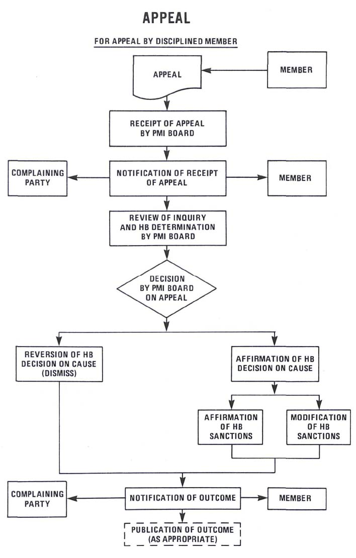 Establishing and improving a code of ethics for project managers code enforcement procedure appeal xflitez Image collections