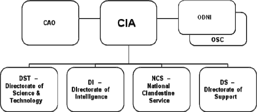 managing nontechnical projects central intelligence agency