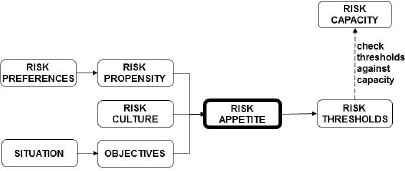 Risk Appetite Inputs and Outcomes