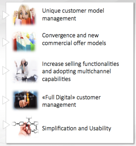 best practices from a business analysis telco project