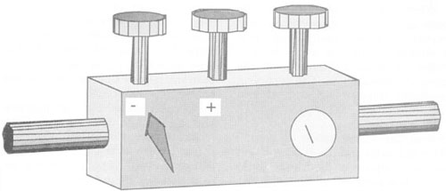 Figure 2. Thingie Manufacturing Machine