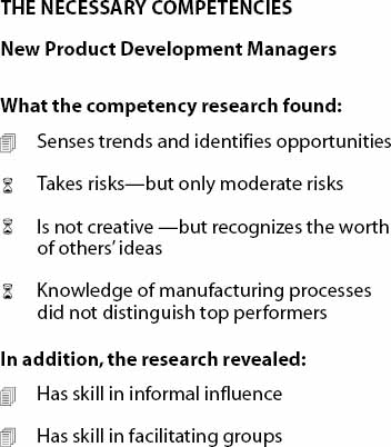 The Necessary Competencies (What the Research Found)