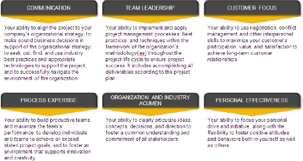 Competencies of the Project Team