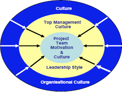Organizational Culture Impact on Project Teams
