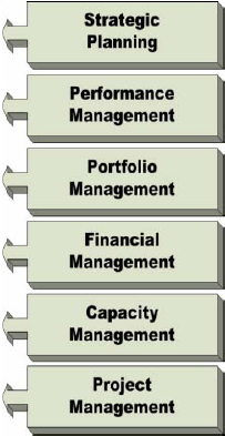 Portfolio disciplines may have different names from organization to organization. There are a multiplicity of disciplines required for strategic portfolio management