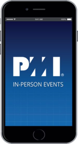 In-person mobile app